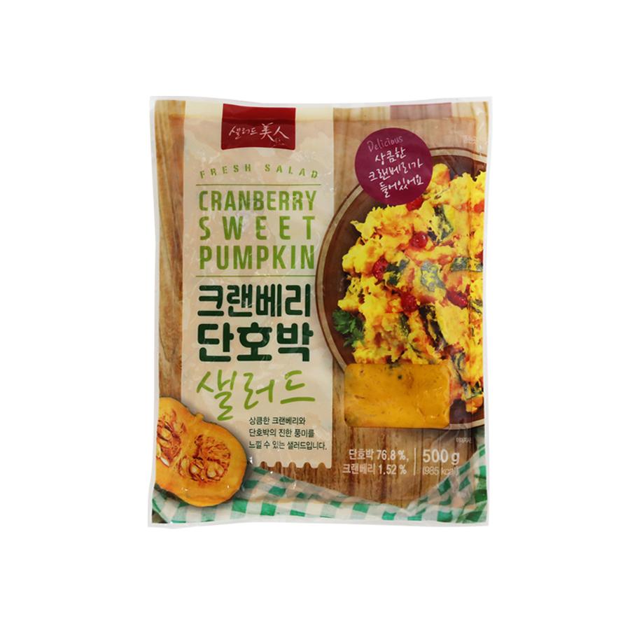 [엠디에스코리아] 샐러드미인 500g 샐러드 4종